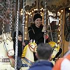 brad pitt angelina jolie maddox zahara carousel087