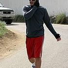 jake gyllenhaal jogging nike shox057