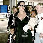 brad angelina airport56