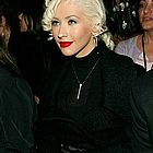christina aguilera la fashion week34