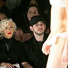 christina aguilera la fashion week35
