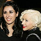 christina aguilera la fashion week38