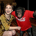 natalie portman monkey showest14