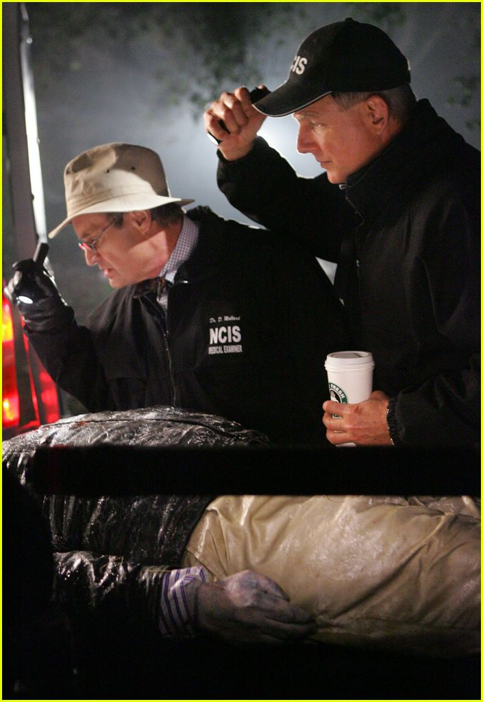 Michael Weatherly NCIS Pictures