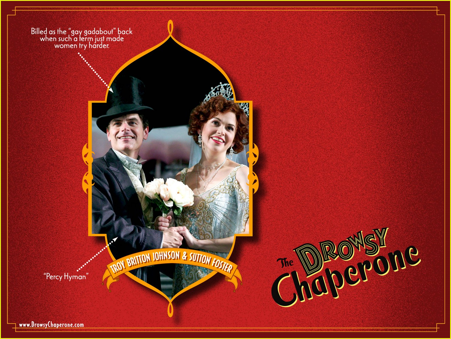 The Drowsy Chaperone : 22nd to 28th April 2018