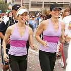 felicity huffman revlon cancer walk 2006 04