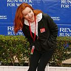 marcia cross revlon cancer walk 2006 03
