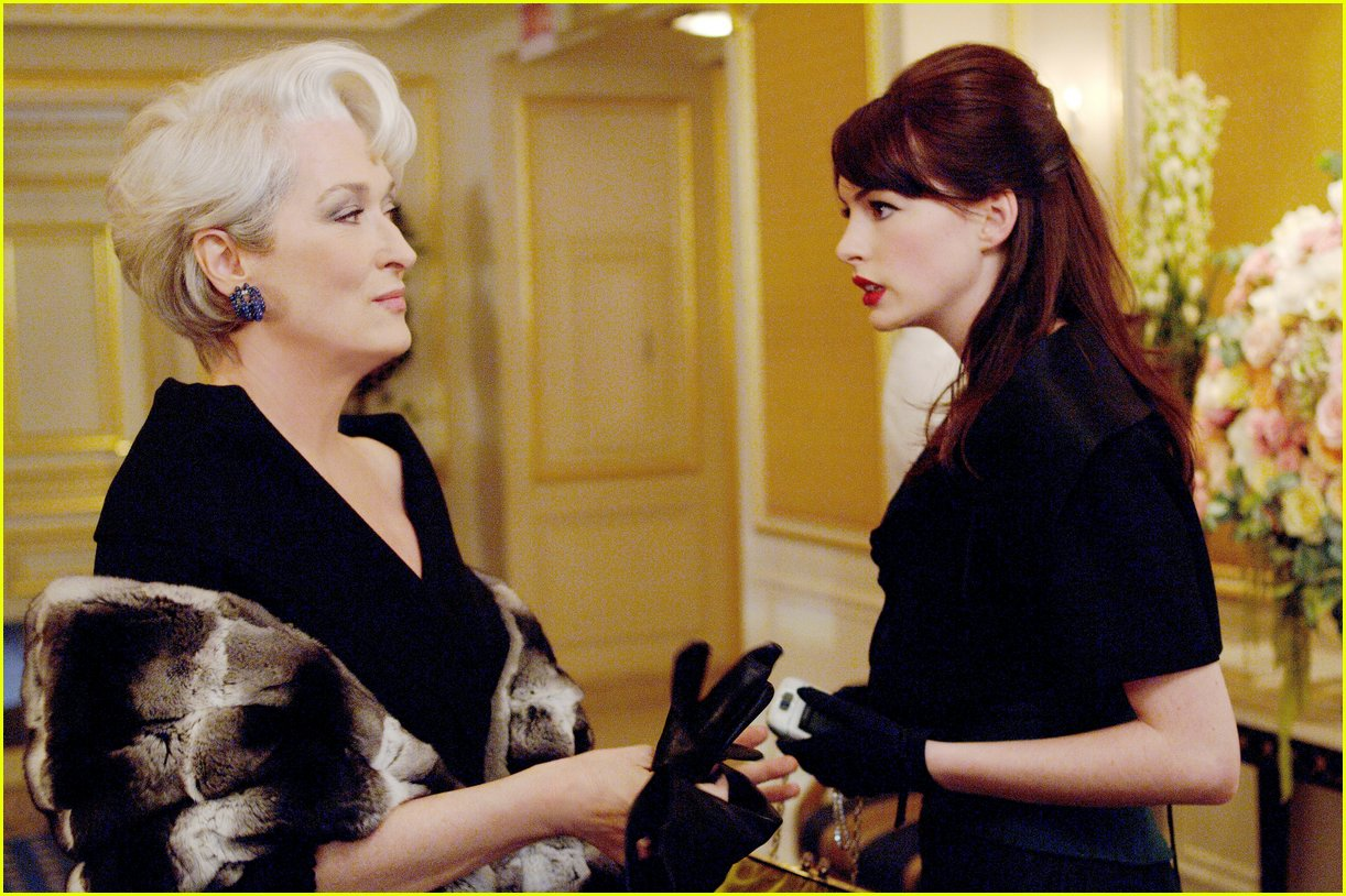 the devils wears prada A young woman lands a job with a well-known and diabolical editor of a new york fashion magazine.