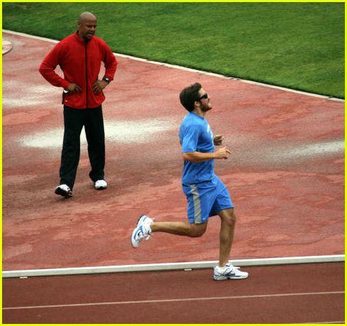 Full Sized Photo of jake gyllenhaal ryan phillippe running ... Ryan Phillippe
