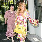 nicole richie kimono08