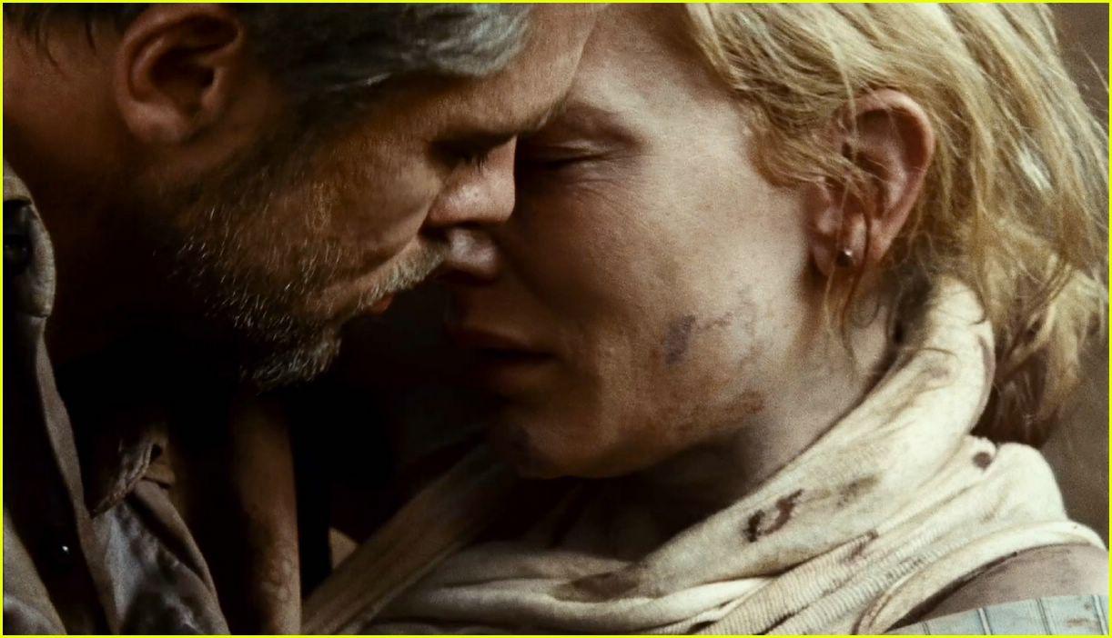 Brad Pitt Cate Blanchett Babel