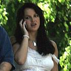 britney spears black hair01