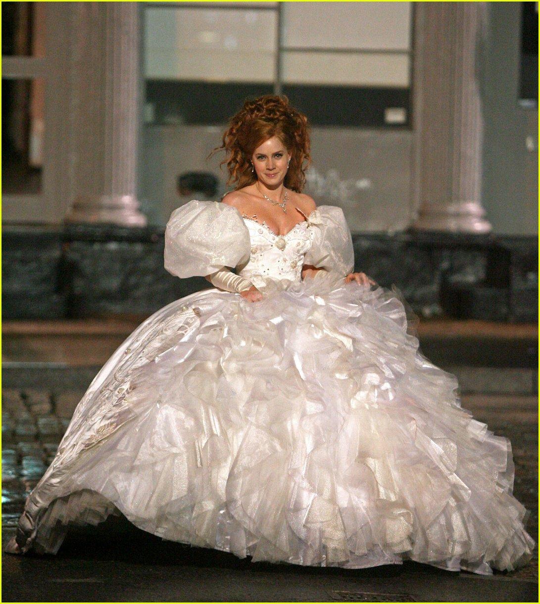 Enchanted Movie: James... Amy Adams Wedding