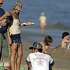 jessica alba beach13