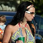britney spears black hair 07