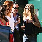jennifer aniston recording studio 21
