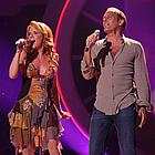 lucy lawless celebrity duets 11