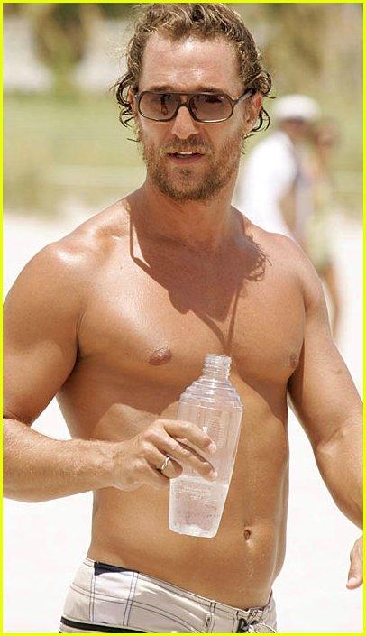 matthew mcconaughey shirtless 42