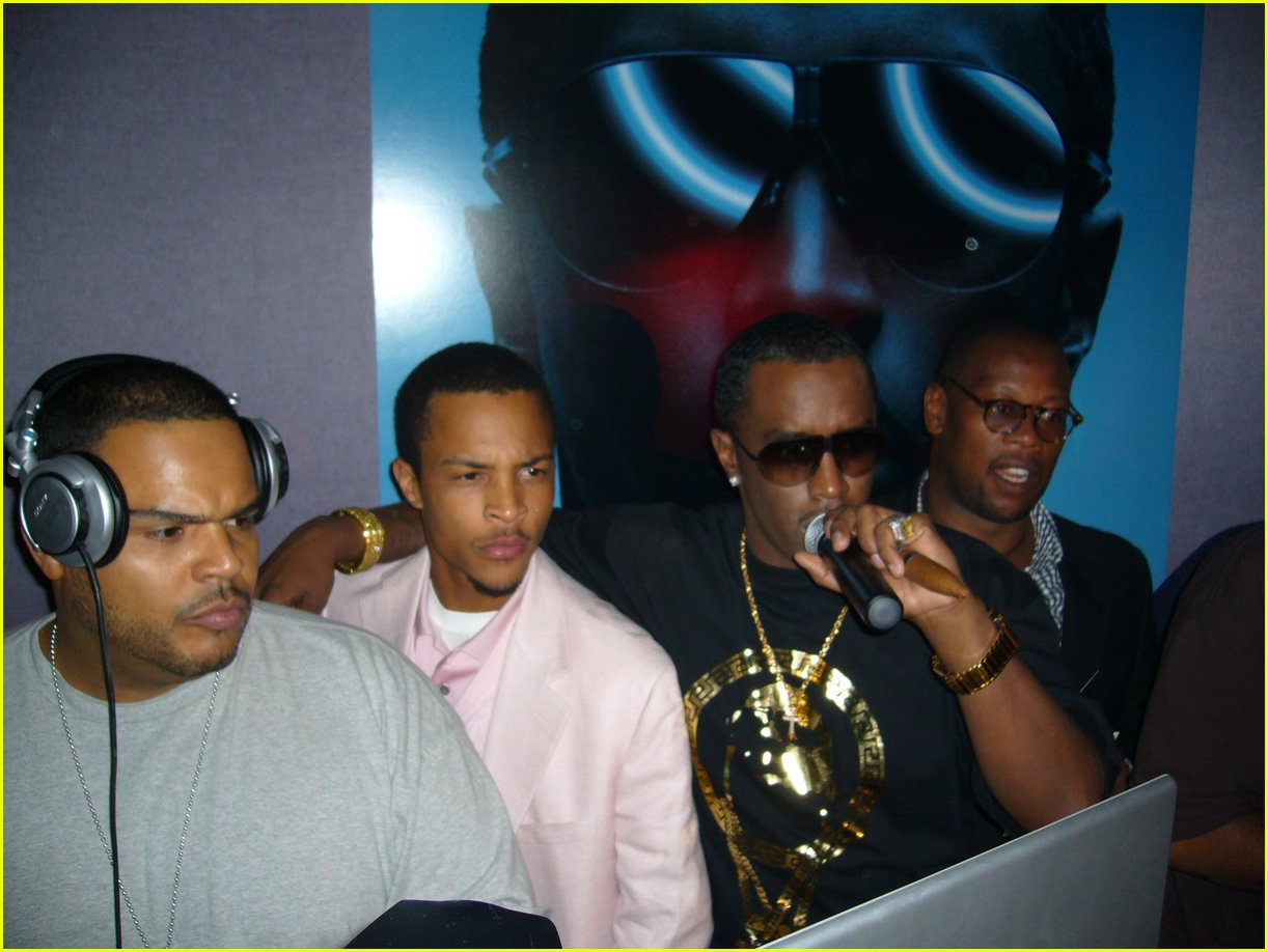 diddy listening party 17