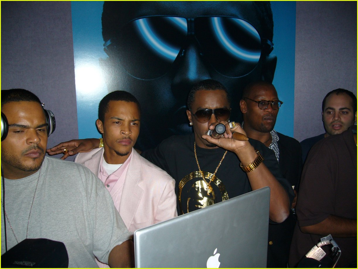 diddy listening party 19