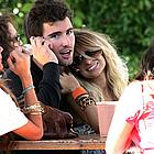 nicole richie brody jenner snuggling 12