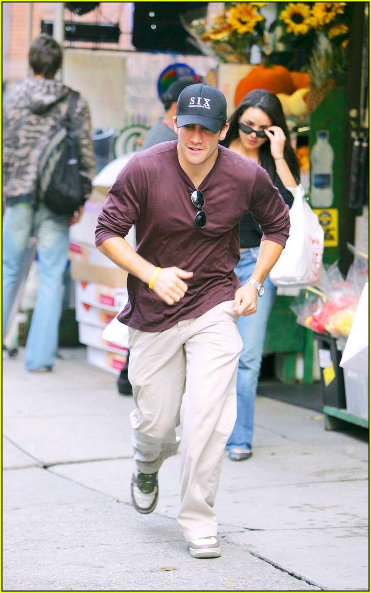 Full Sized Photo of jake gyllenhaal greta caruso 10 ... Jake Gyllenhaal S