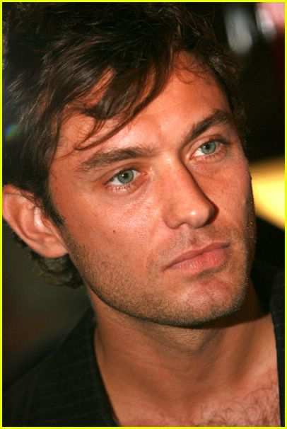 Jude Law Relauches The... Jude Law