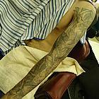wentworth miller tattoo 12