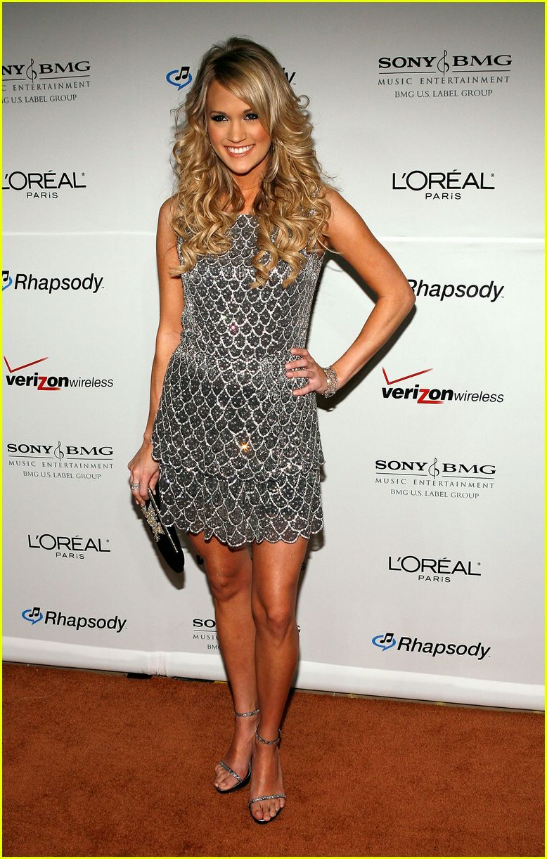 american idols clive davis grammy party 08