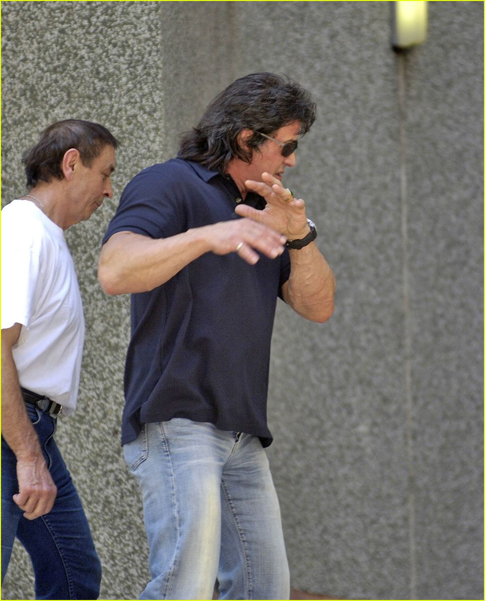 sylvester stallone australia 05