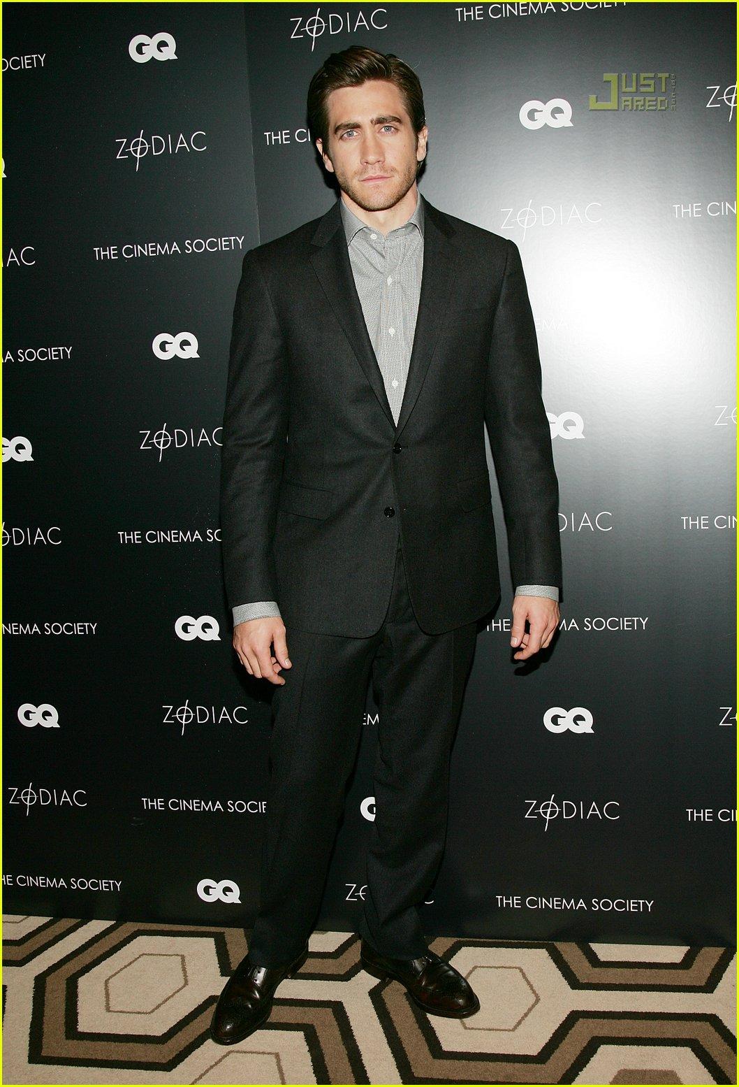 jake gyllenhaal zodiac premiere 02