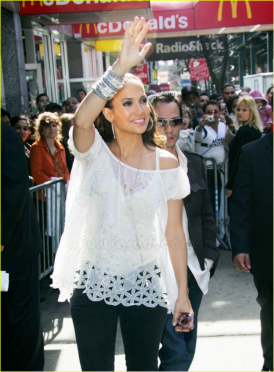 Full Sized Photo Of Jennifer Lopez Sheer Blouse 15 Photo 76971