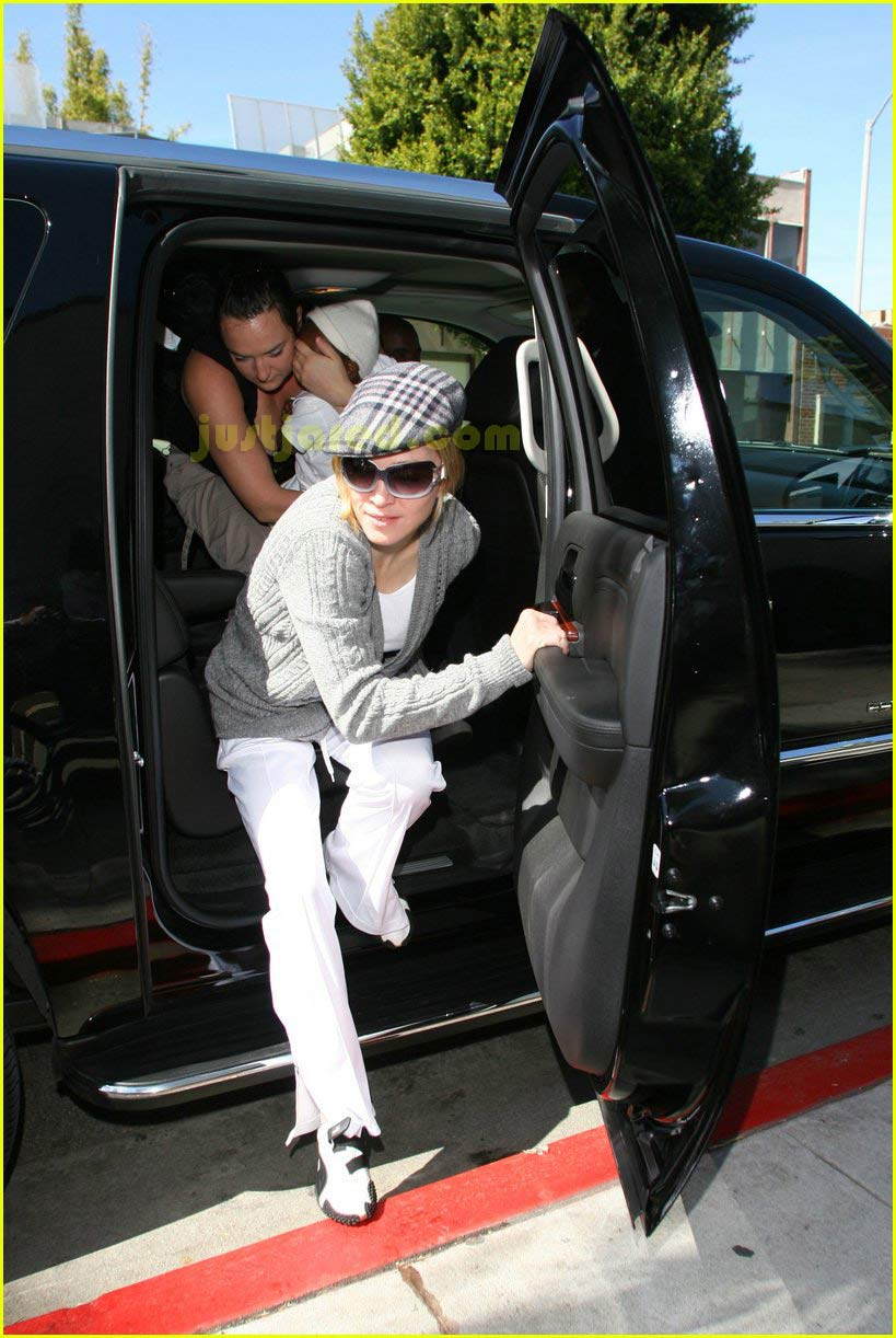 madonna family all white 04