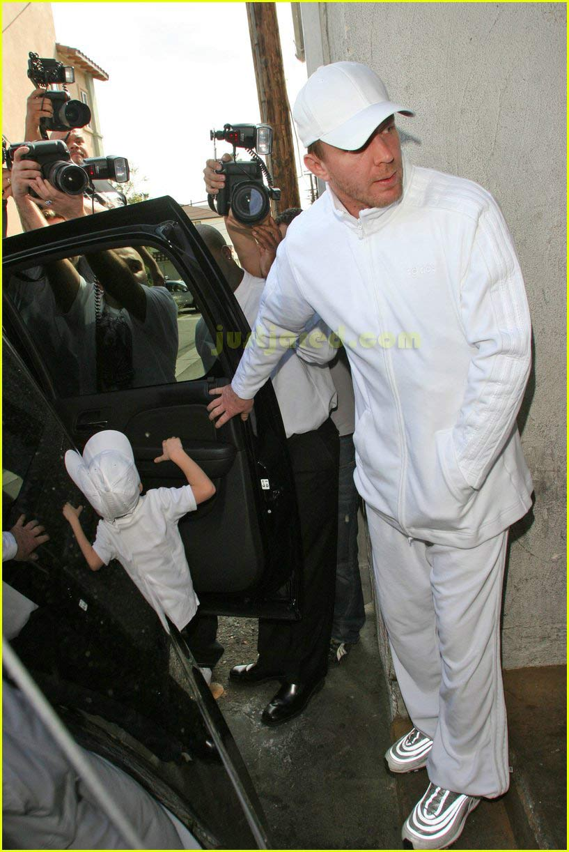 madonna family all white 11