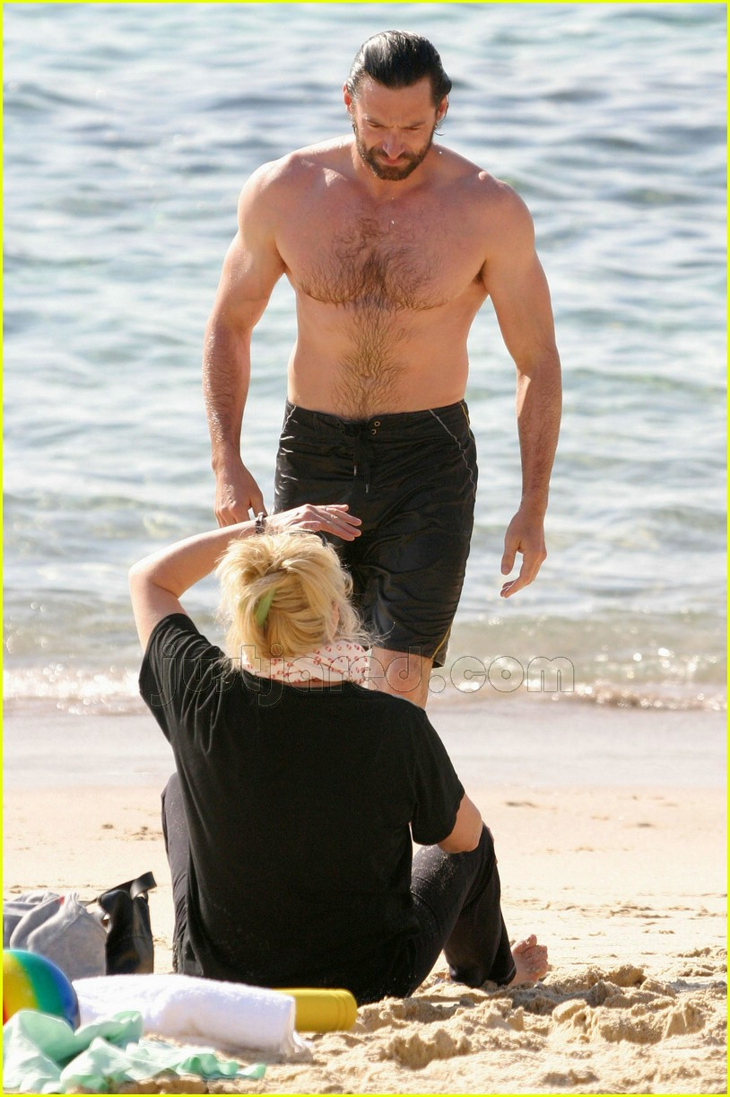 02 hugh jackman shirtless