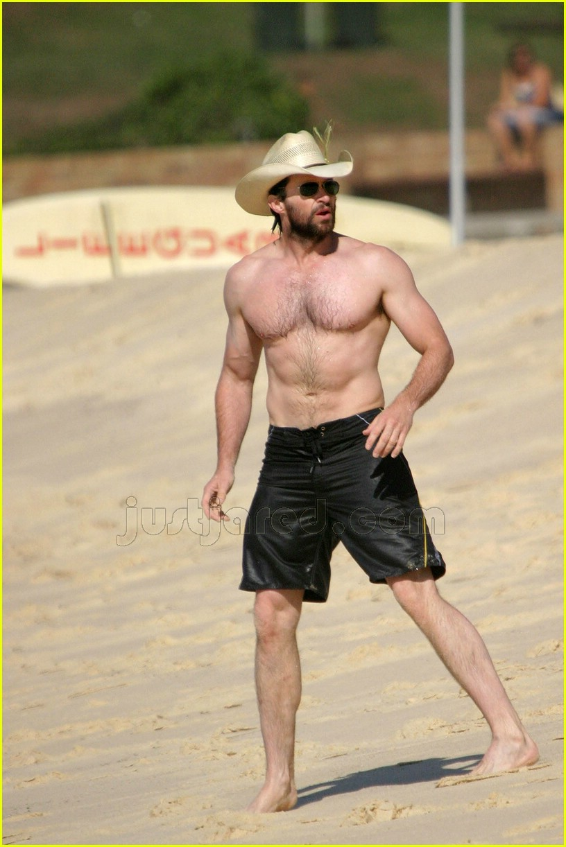 hugh jackman shirtless 01