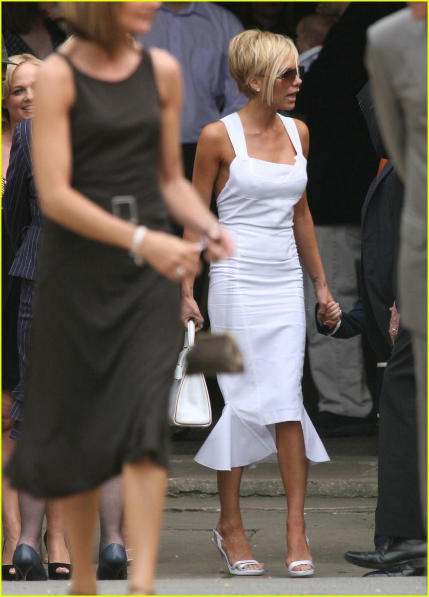 Full Sized Photo of victoria beckham geri halliwell ... Victoria Beckham