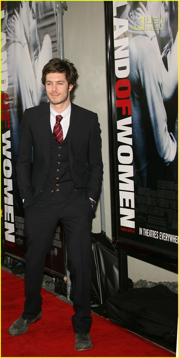 04 adam brody in the land of women premiere