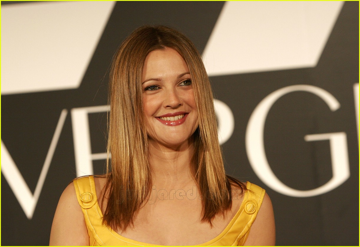 drew barrymore covergirl 18
