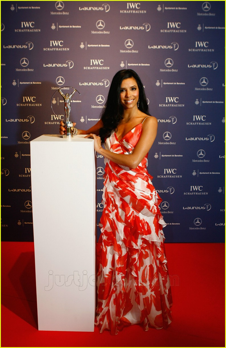 eva longoria laureus sports awards 0184751