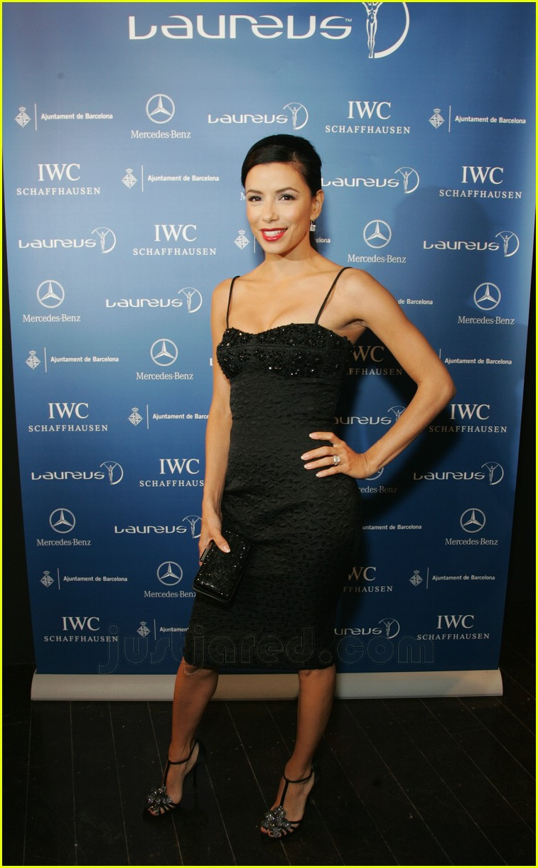 eva longoria laureus awards 02