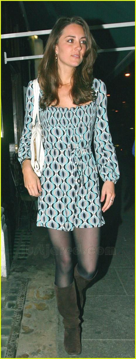 kate middleton partying 02 - Kate Middleton Prince William