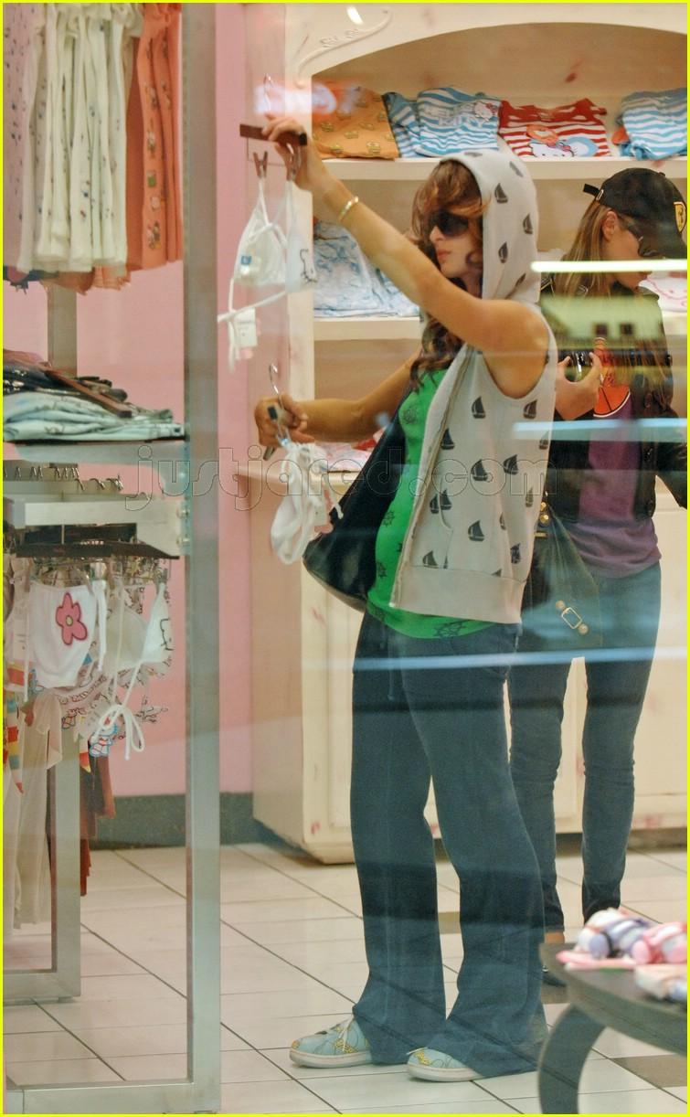 paris hilton bikini shopping 02. Paris picks Peter Rabbit!