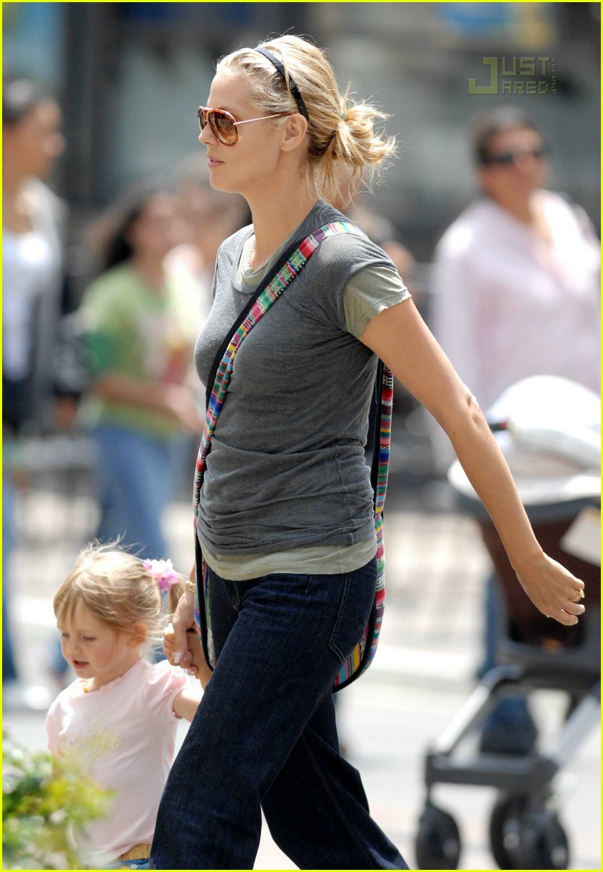 Pin Heidi Klum Children on Pinterest
