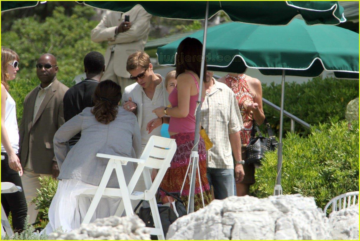 Ocean's 13 Cast @ Cannes : Photo 184201 | Brad Pitt, Don Cheadle ...