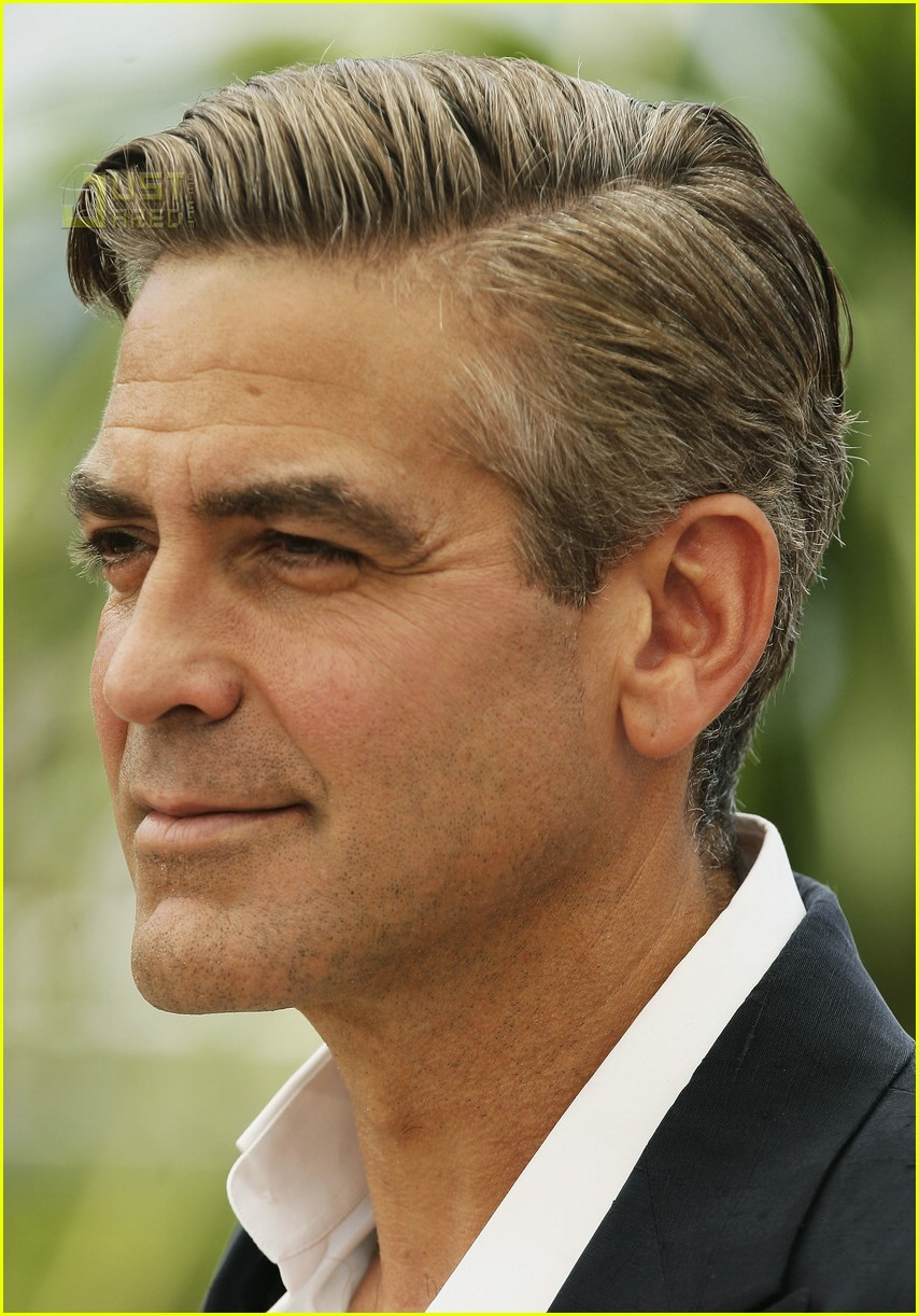 Full Sized Photo Of George Clooney Cannes 01 Photo 188441 Just Jared