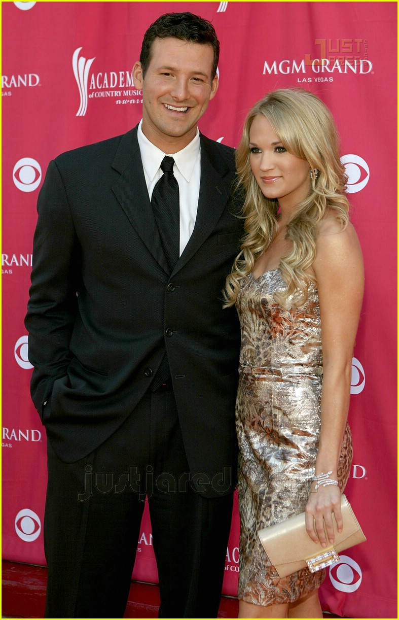03 tony romo carrie underwood