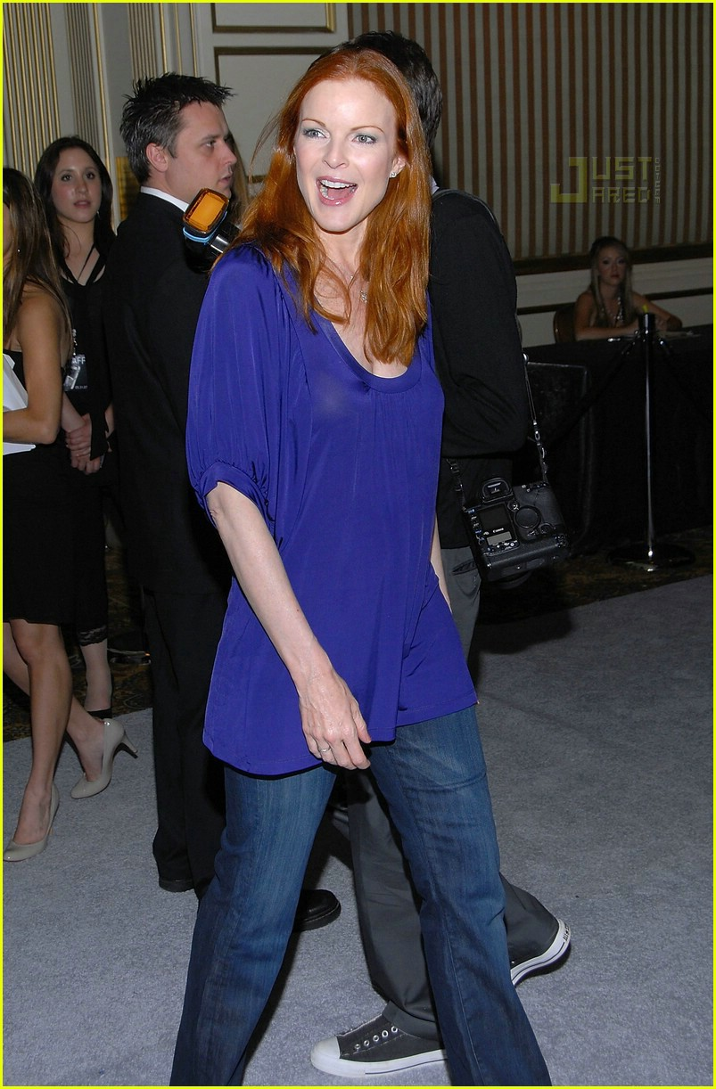 marcia cross blackberry curve