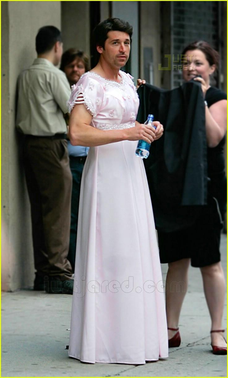 Full Sized Photo Of Patrick Dempsey Wedding Dress 07 Photo 432441