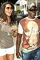 djimon hounsou wearing russell simmons clothing brand 01